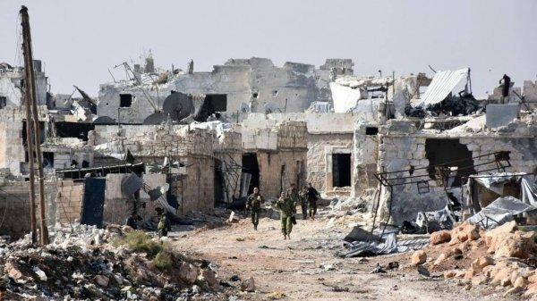 Сирийская оппозиция сообщила, что взяла под контроль Эль-Баб, ранее занятый ИГИЛ