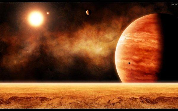 Вокруг Марса образуются кольца
