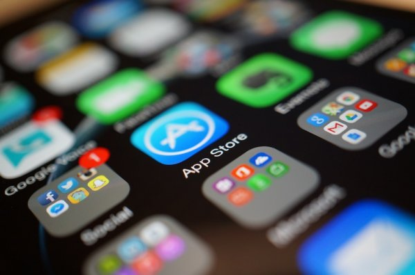 Пользователи iOS в год тратят 40 долларов на приложения
