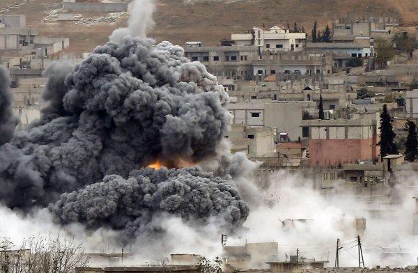 Путин рассказал, какую цель Россия преследует в Сирии