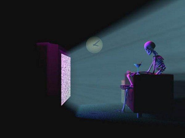 Регулярный просмотр телевизора ускоряет наступление смерти – ученые