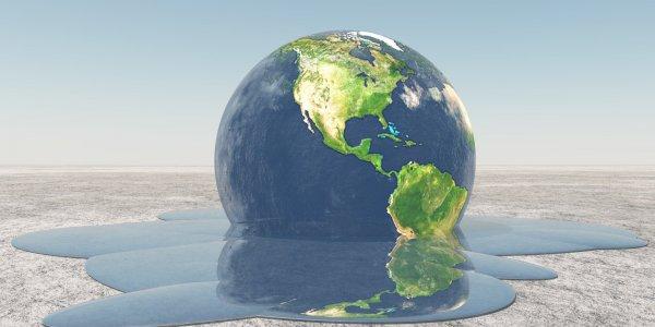 Ученые: Третий год подряд на Земле фиксируется температурный рекорд
