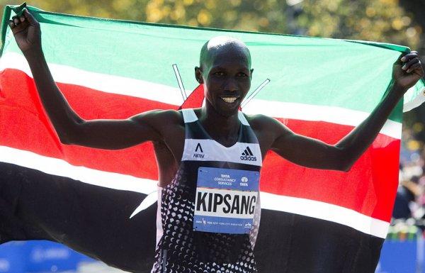 Победитель Иерусалимского марафона - кениец
