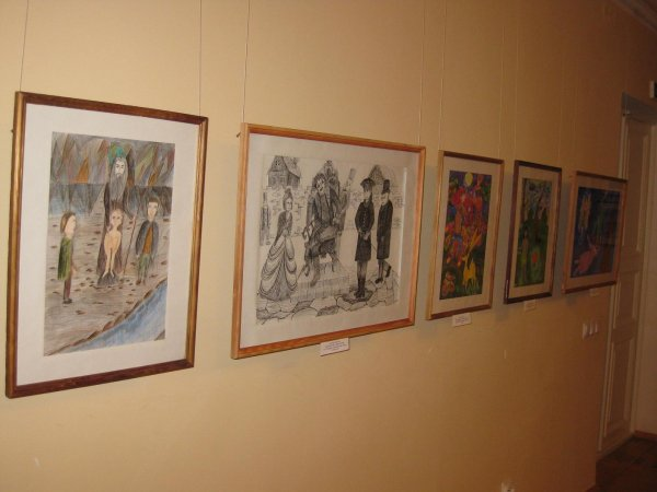 В Великом Новгороде пройдет художественная выставка «Мы вместе»