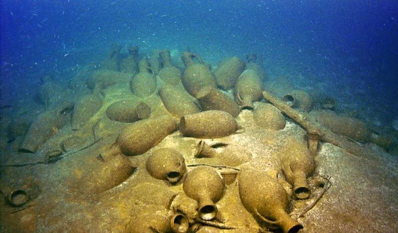 Корабль времён античности обнаружен в водах близ одессы : на.