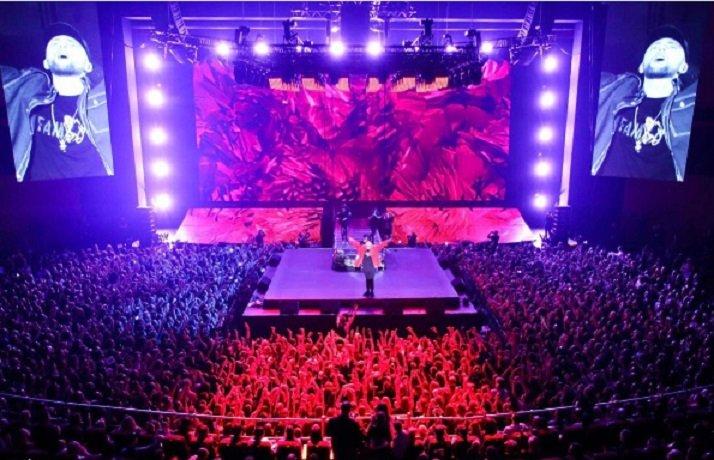 Крокус сити холл концерты