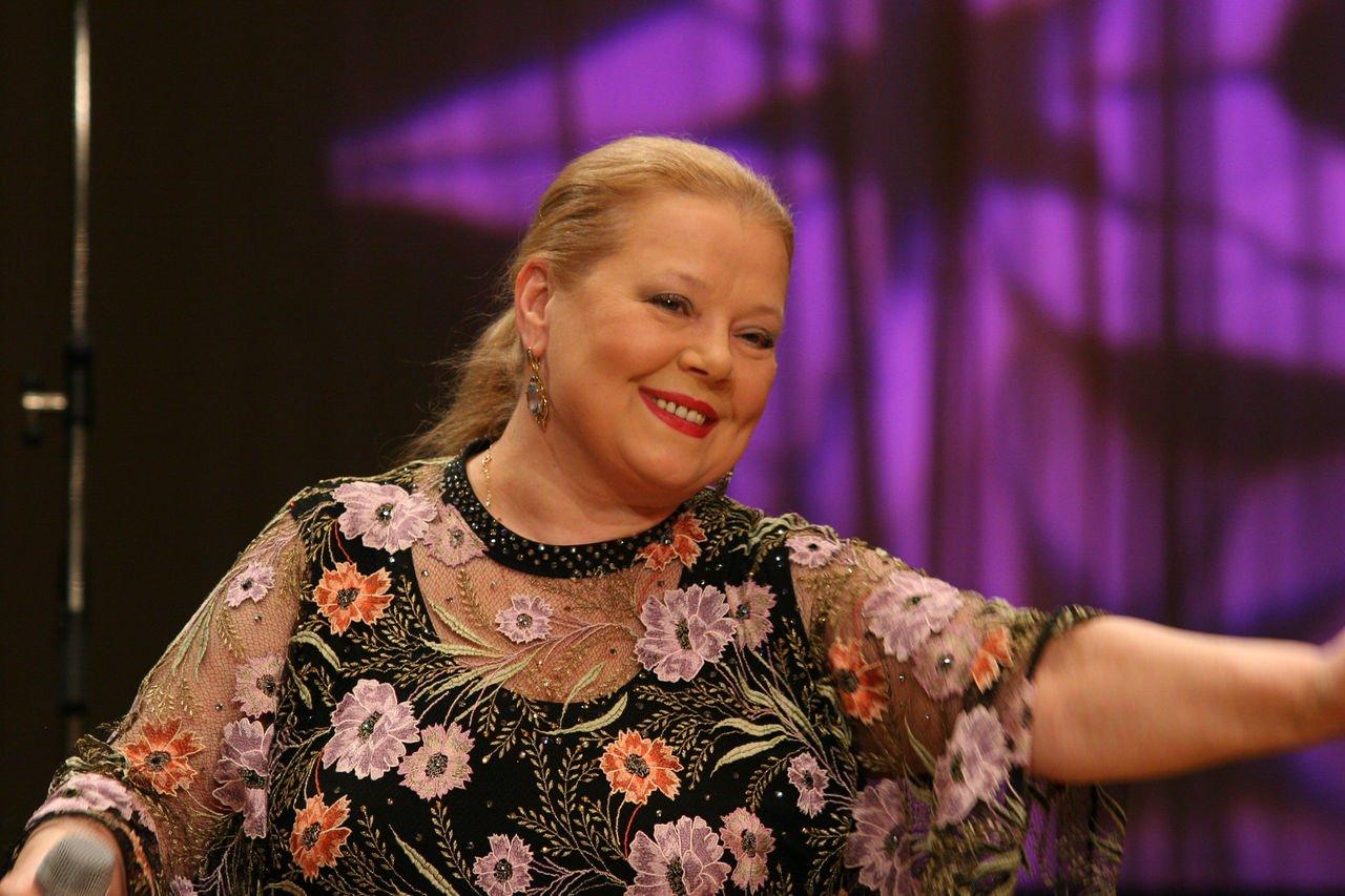 УРосії померла відома співачка Людмила Сенчина, яка народилась вУкраїні