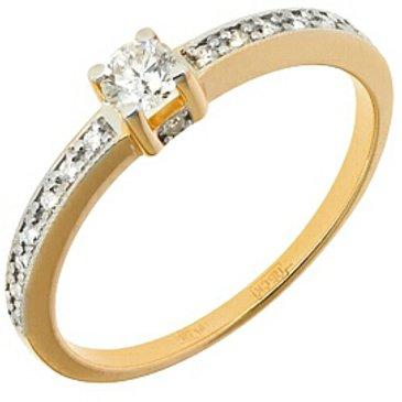 Помолвочные кольца в интернет-магазине Evora