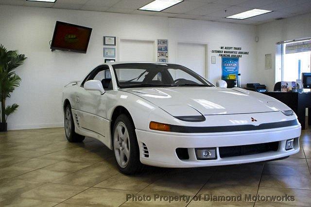 Mitsubishi 3000GT 1991 продадут на аукционе