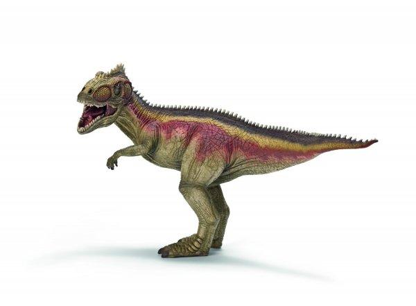 Лазер помог палеонтологам рассмотреть мясо динозавра