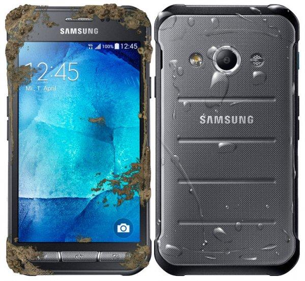 Samsung выпустил новый защищённый Galaxy Xcover 4
