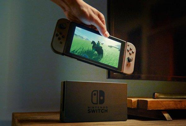 Геймеры из Японии получили консоль Switch от Nintendo на два дня раньше релиза