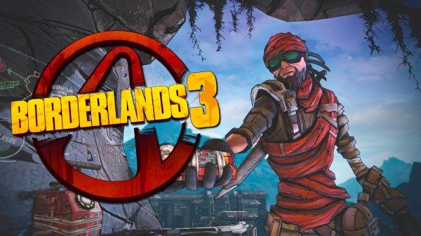 На игровой конференции GDC в Сан-Франциско показали демо-версию Borderlands 3