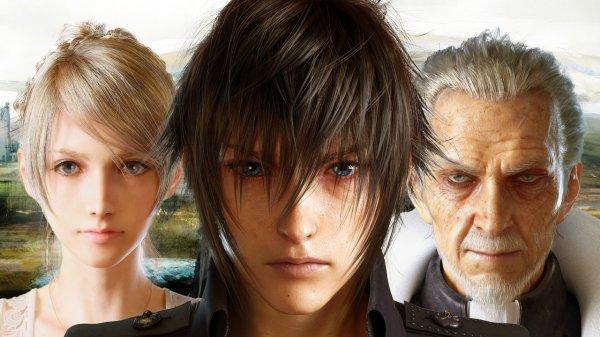 Ролевку Final Fantasy XV запустили на ПК