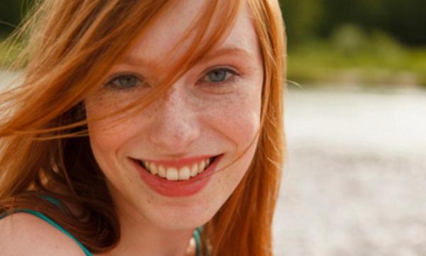 Ученые: Рыжие более склонны к развитию рака кожи