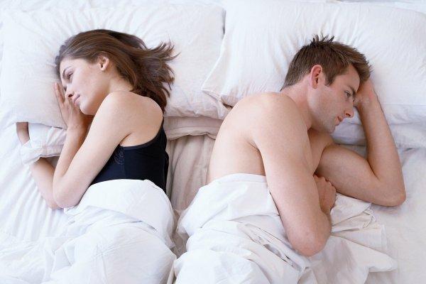 Сексологи: Женщины наказывают мужчин отсутствием секса