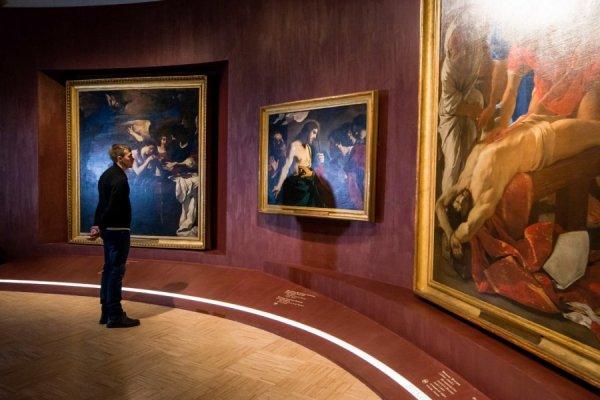 С 7 марта по 21 мая в Москве будет проходить художественная выставка послевоенного искусства