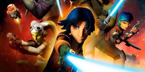 Мультсериал Звездные Войны: Повстанцы (Star Wars Rebels): Disney открыл тайну нового сезона «Звездных войн»
