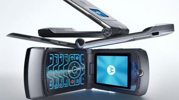 Lenovo  анонсировала выпуск обновленного смартфона Motorola RAZR V3