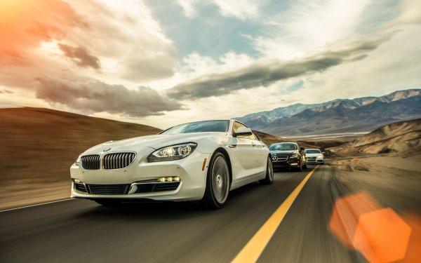Mercedes, BMW и Audi стали самыми покупаемыми моделями премиум-класса в РФ
