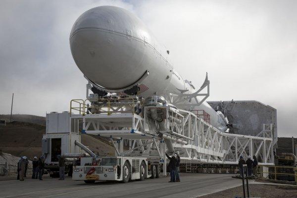 РФ утратила возможность запустить испанский спутник