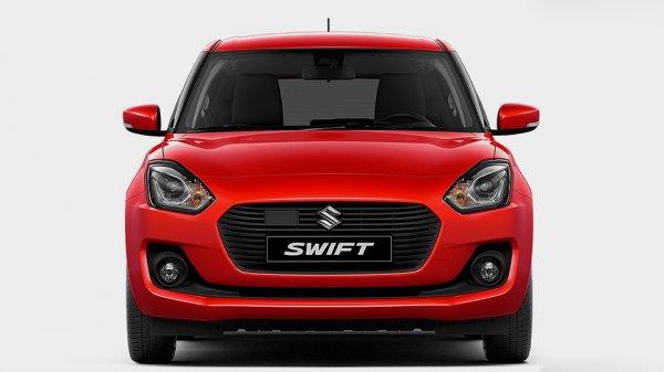 Suzuki Swift представила к обзору свою «похудевшую» модель в Женеве