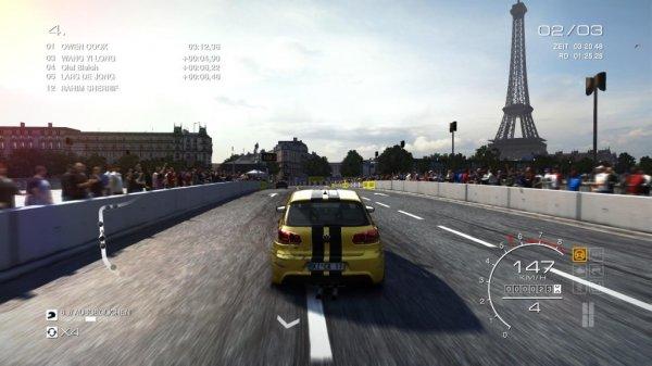 Feral Interactive разрабатывает игру GRID Autosport для мобильных устройств на iOS