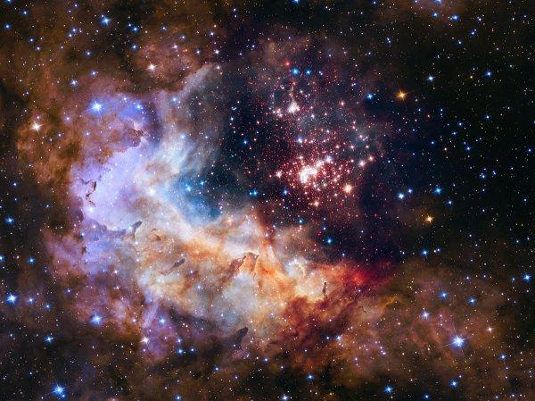 Космическая пыль рассказывает об образовании звезд в ранней вселенной