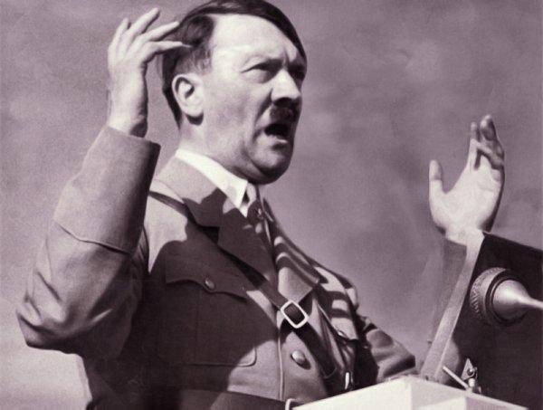 В Интернете появился новый мем – Гитлер под амфетамином