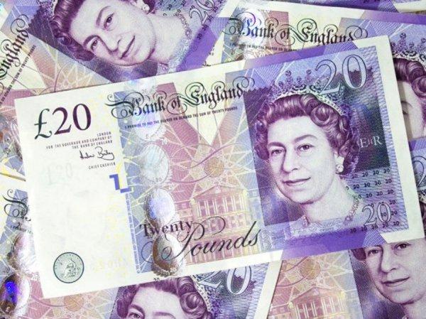 Госдолг Великобритании насчитывает 1,7 трлн фунтов стерлингов