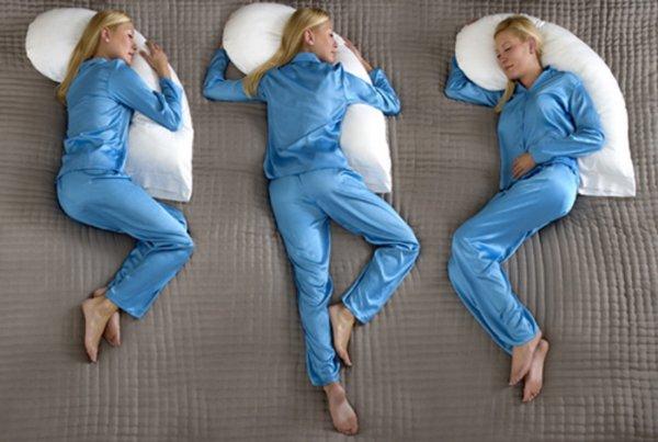Ученые нашли взаимосвязь между позой во время сна и характером