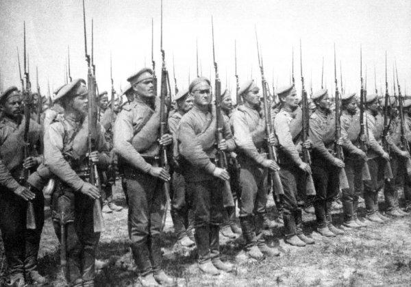 База данных участников Первой мировой войны доступна в Интернете