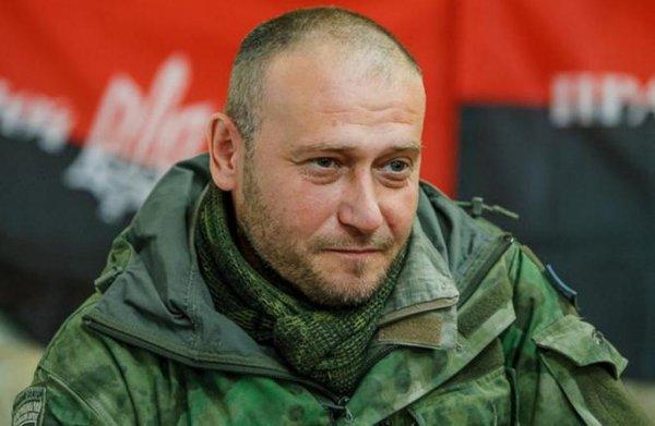 Дмитрий Ярош пообещал расправу над желающими отделиться от Украины