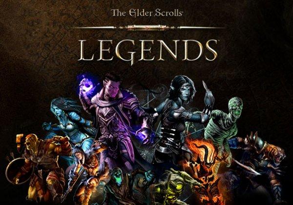 Карточная игра The Elder Scrolls: Legends вышла на PC