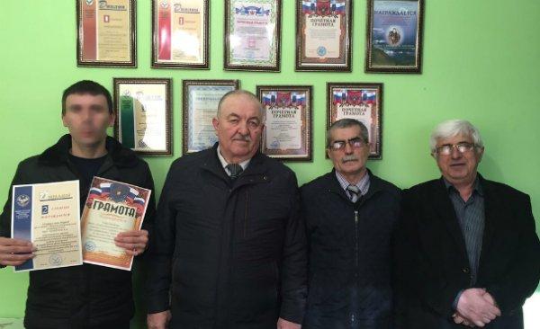 В Дагестане осужденный получил диплом Минобрнауки