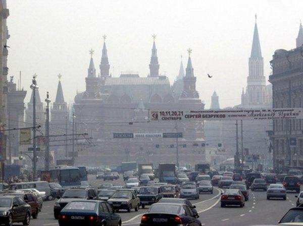 Исследователи обнаружили в окружающей среде Москвы новые опасные вещества