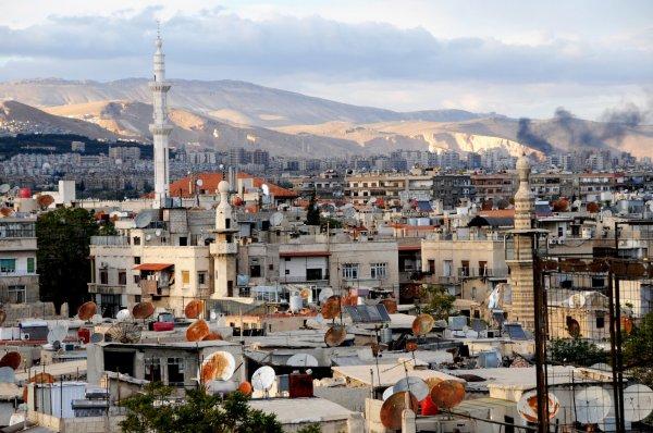 Новый теракт: Прогремели два взрыва в Дамаске