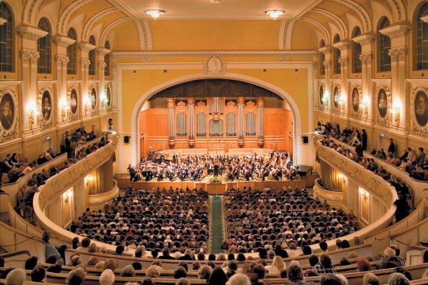 Большой симфонический оркестр приезжает в Шатур
