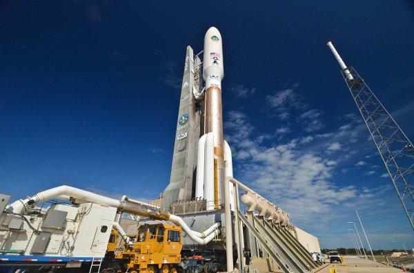 NASA отложило запуск корабля Cygnus к МКС и-за поломки