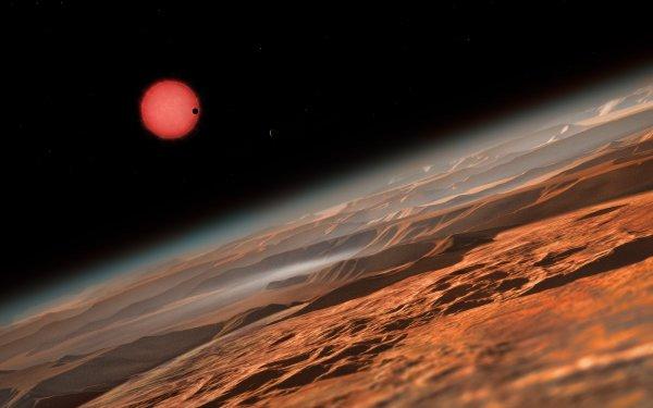 В NASA сообщили об обнаружении новых экзопланет в системе TRAPPIST-1