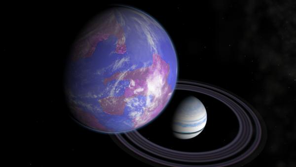 Ученые: Экзолуны более пригодны для жизни, чем экзопланеты