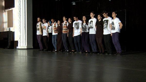 В Краснодаре открылась школа военных армянских танцев