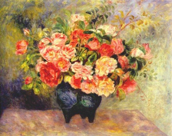 В Твери открылась выставка живописи «Букет как герой картины»