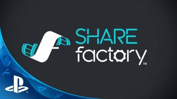 В видеоредакторе Sharefactory для PS4 появился ряд новых возможностей
