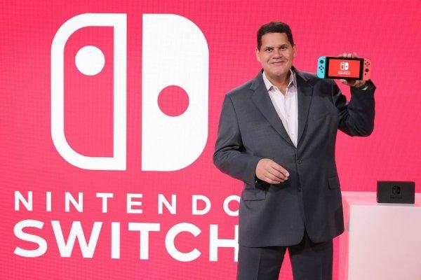 Президент Nintendo намекнул на облачные сохранения для Switch