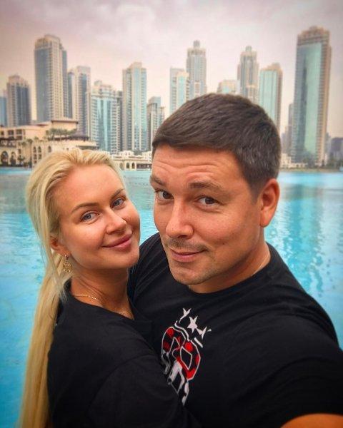 Андрей Чуев поделился личными подробностями отношений с Мариной Африкантовой