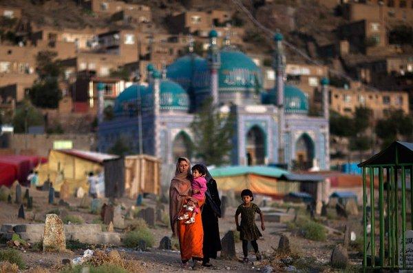Афганистан обратился к Кремлю за помощью в восстановлении объектов экономики
