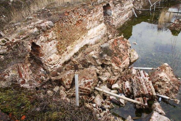В Дании археологи обнаружили первую в мире башню викингов