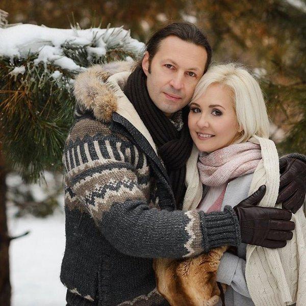 Телезвезда Василиса Володина ссорится с мужем из-за политики