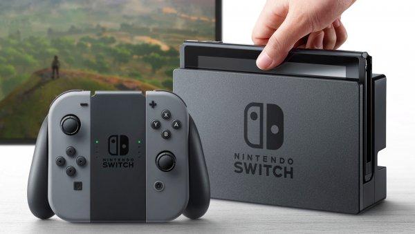 За 10 дней раскуплено 1,5 миллиона приставок Nintendo Switch